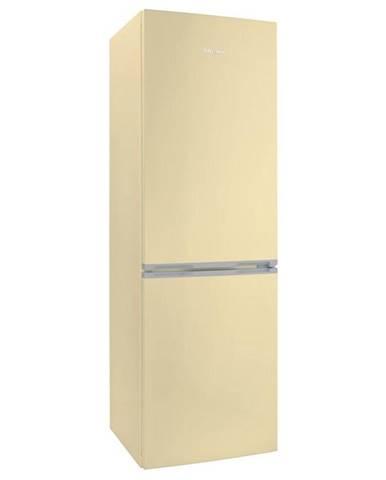 Kombinácia chladničky s mrazničkou Snaige Rf56sm-S5dp2g béžov