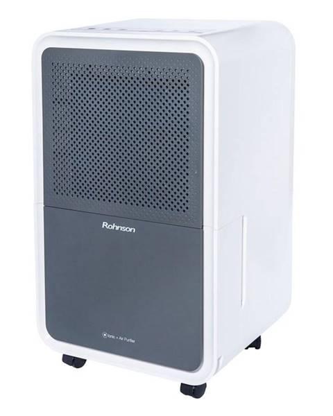 ROHNSON Odvlhčovač Rohnson R-9012 Ionic + Air Purifier sivý/biely
