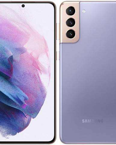 Mobilný telefón Samsung Galaxy S21+ 5G 128 GB fialový