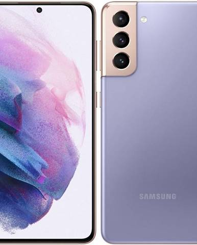 Mobilný telefón Samsung Galaxy S21 5G 256 GB fialový