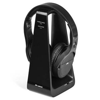 Slúchadlá Meliconi HP Digital čierna