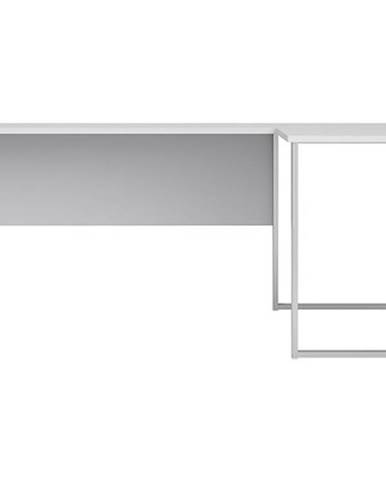 BRW Kancelársky stôl Office LUX BIU/223