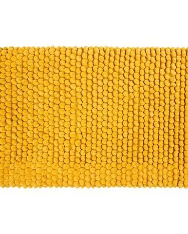 Boma Trading Kúpeľňová predložka Arya mustard, 50 x 80 cm