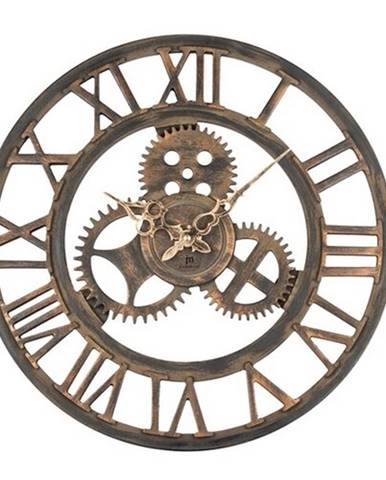 Lowell 21458 nástěnné hodiny, pr. 43 cm