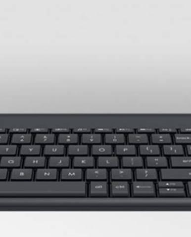 Bezdrôtová klávesnica Logitech K400 Plus