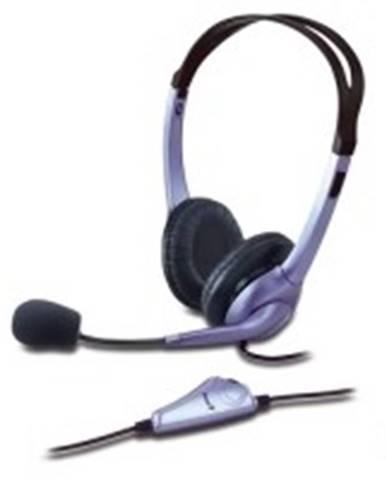 Slúchadlá s mikrofónom Genius HS-04S