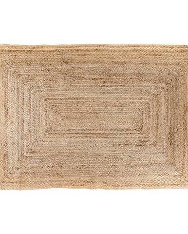 Svetlohnedý koberec HoNordic Bombay, 240 × 180 cm