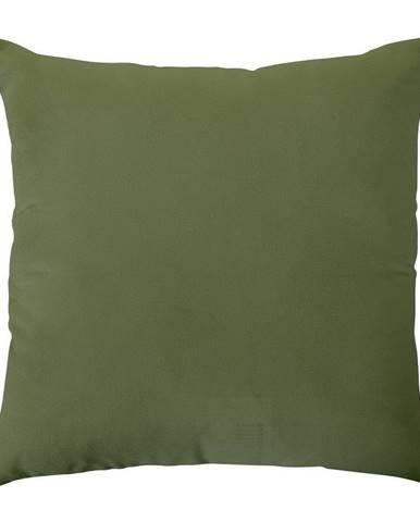 Zelená obliečka na vankúš Mike&Co.NEWYORK Duskwood, 43 x 43 cm