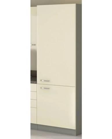 Vysoká kuchynská skriňa Karmen 60DK, 60 cm%