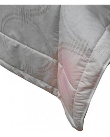 Prikrývka na posteľ Palas PRE 10, krémovo/béžová látka%