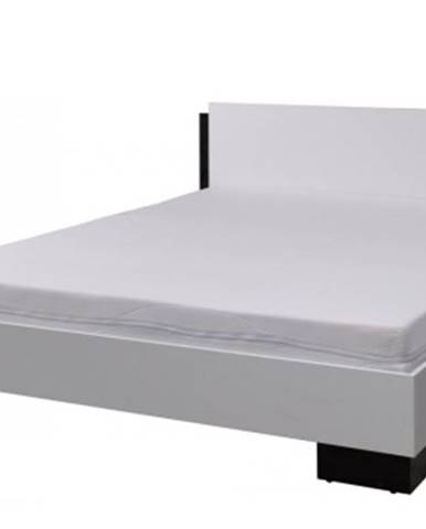 ArtMadex Manželská posteľ Lux stripes