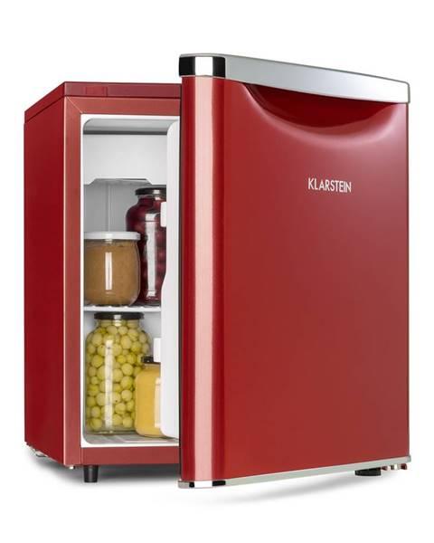 Klarstein Klarstein Yummy, chladnička s mraziacim priečinkom, A+, 47 litrov, 41 dB