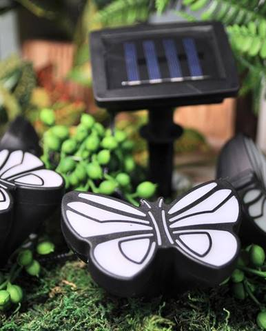 Solárna lampa Motýle ID-358206