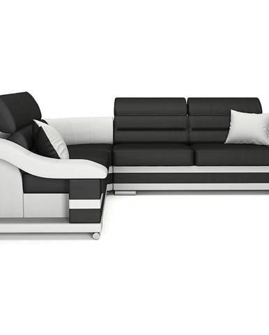 Rohová sedacia súprava Hamilton B L Soft 11 + Soft 31