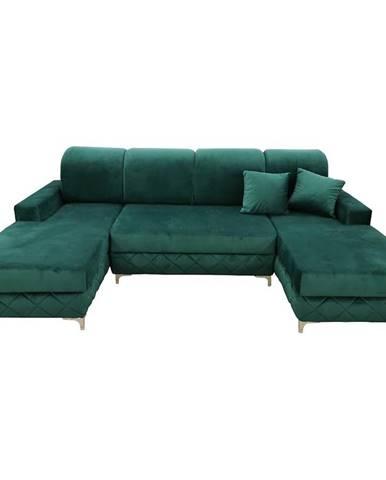 Rohová sedacia súprava Borys Kronos 19 + poduszki Paros 1