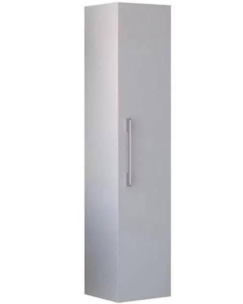 FACKELMANN Vysoká skrinka do kúpeľne Point C33 white 521716