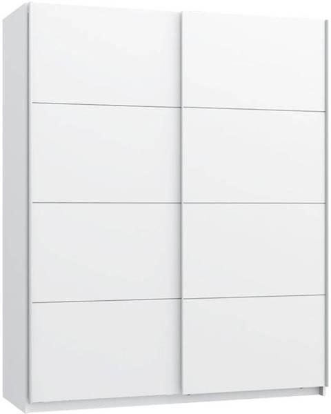 MERKURY MARKET Skriňa 170 Starlet White STPS824E1-C04