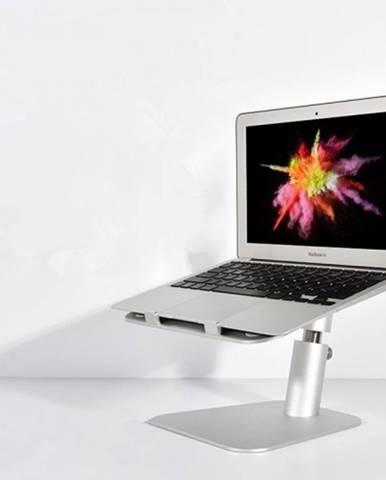 Podstavec pre notebooky COTEetCI hliníkový strieborný CS5157-TS