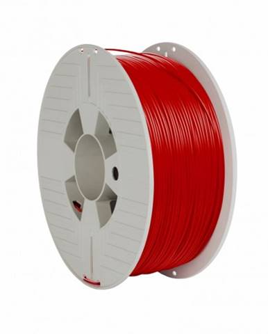 3D filament Verbatim, PLA, 1,75 mm, 1000 g, 55320, red
