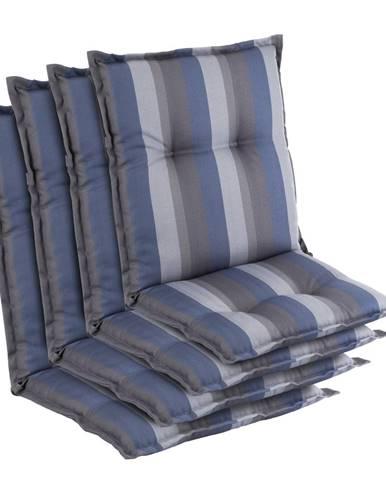 Blumfeldt Prato, čalúnenie, čalúnenie na kreslo, nízke operadlo, polyester, 50x100x8cm