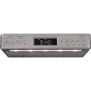 Rádioprijímač s DAB+ Soundmaster Ur2045si strieborn