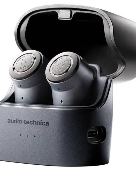 Audio-technica Slúchadlá Audio-technica ATH-Anc300tw sivá