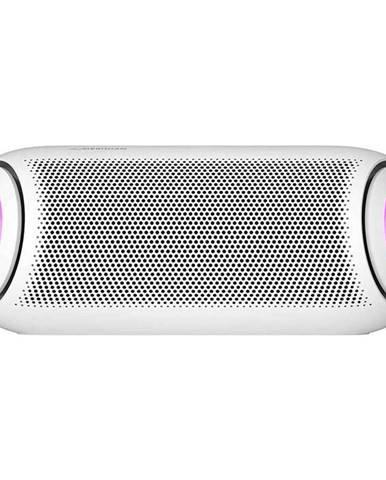Prenosný reproduktor LG Xboom Go PL7W biely
