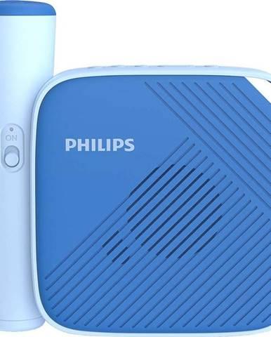 Prenosný reproduktor Philips Tas4405n modr