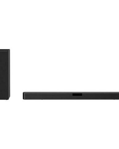 Soundbar LG SN5Y čierny