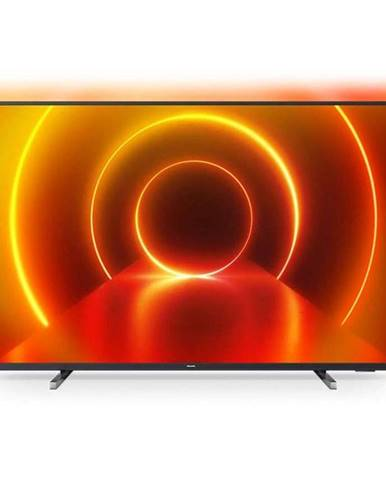 Televízor Philips 58PUS7805 strieborn