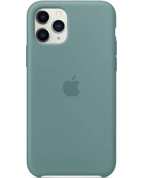 Apple Kryt na mobil Apple Silicone Case pre iPhone 11 Pro - kaktusovo