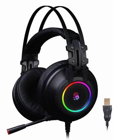 Headset  A4Tech Bloody G528C, 7.1 čierny