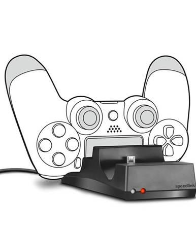 Dokovacia stanica Speed Link Jazz pro PS4 DualShock 4 čierny