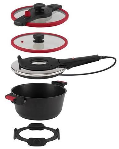 Elektrický hrniec na pečenie Remoska Tria T41/45 Tria Red