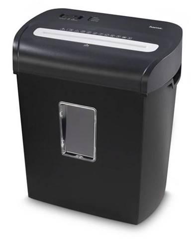 Skartovač Hama Premium M8, skartovačka, micro řez, 8 listů, stupeň