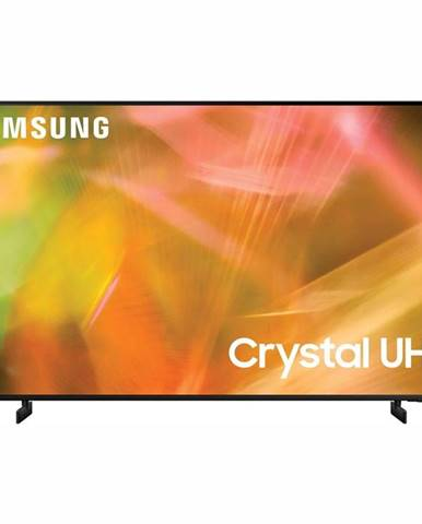 Televízor Samsung Ue55au8072 čierna