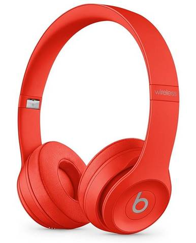 Slúchadlá Beats Solo3 Wireless červená