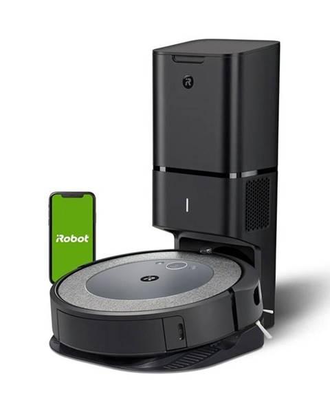 iRobot Robotický vysávač iRobot Roomba i3+ Neutral siv