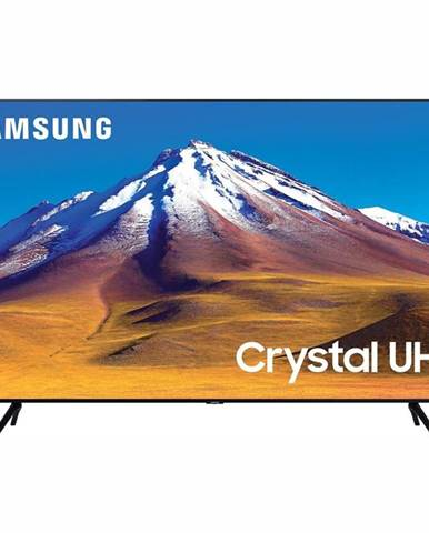Televízor Samsung Ue75tu7092 čierna