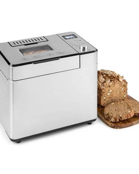 Klarstein Klarstein Brotilda Family, automatická pekáreň, 14 programov, LCD displej, ušľachtilá oceľ
