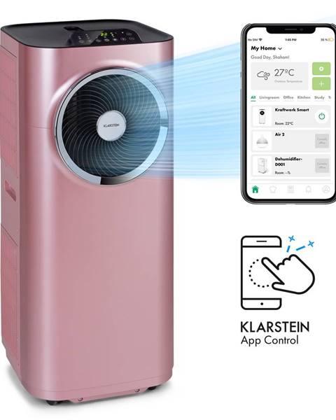 Klarstein Klarstein Kraftwerk Smart 12K, klimatizácia, 3 v 1, 12000 BTU, ovládanie cez aplikáciu, diaľkový ovládač