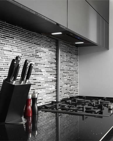 Klarstein HEKTOR SL, digestor, osvetlenie, hliníkový filter, časovač, čierny
