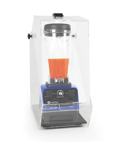 Klarstein Herakles 3G, modrý, stolný mixér, s krytom, 1500 W, 2,0 k, 2 litre, bez BPA
