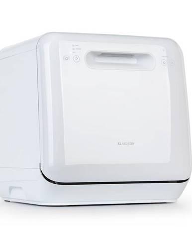 Klarstein Aquatica, umývačka riadu, voľne stojaca, bez inštalácie, 860 W, biela