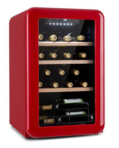 Klarstein Vinetage 19, chladnička na nápoje, chladnička, 70 litrov, 4-22°C, retro-dizajn