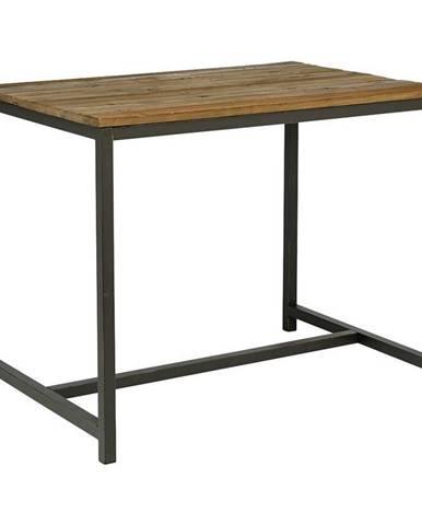 Barový Stôl Z Masívu Vintage
