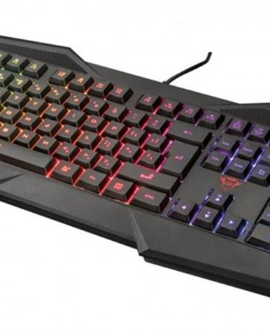 Herná klávesnica Trust GXT 830-RW Avonn