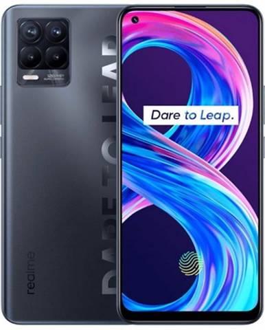Mobilný telefón Realme 8 Pro 8 GB/128 GB, čierny
