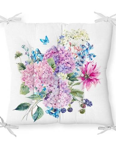 Sedák s prímesou bavlny Minimalist Cushion Covers Bouquet, 40 x 40 cm