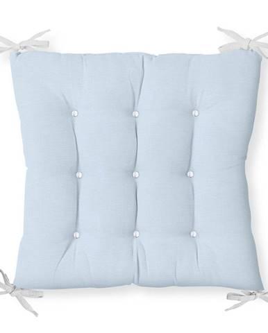 Sedák s prímesou bavlny Minimalist Cushion Covers Ocean, 40 x 40 cm